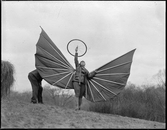 Pionier-deltavliegen